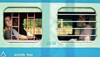 Viajar en tren en India (I): compra de billetes y clases