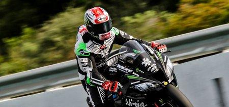 Jonathan Rea vuelve a mojar la oreja a las MotoGP el último día de entrenamientos en Jerez