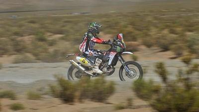 Dakar 2013: Salta - San Miguel de Tucuman, etapa 8