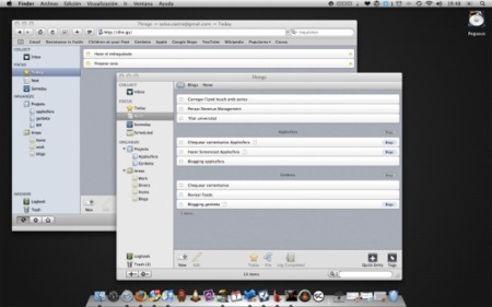 thn.gs, una aplicación web GTD idéntica al Things de Mac