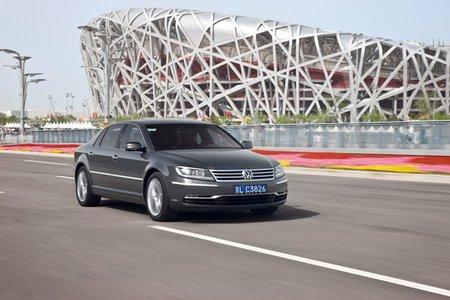 Ya hay precios para el nuevo Volkswagen Phaeton en España