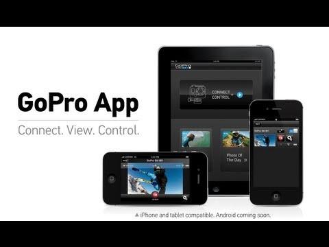 GoPro mejora su aplicación para iOS