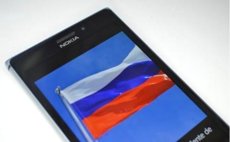 Nokia recupera el número 1 en Rusia gracias a Windows Phone