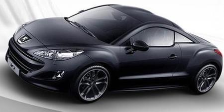 Peugeot RCZ Black Yearling, 75 unidades sólo para España