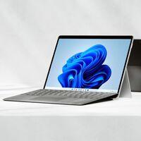 El nuevo Surface Pro 8 da un salto radical con su salto a puertos Thunderbolt 4 y a una pantalla de 120 Hz