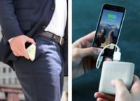 Ampy: proyecto de cargador portátil que se recarga con tu movimiento