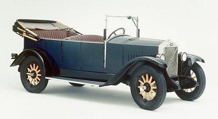 Volvo, nacimiento de la marca y el primer modelo