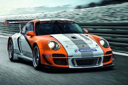 Porsche GT3 R Hybrid, en colaboración con Williams F1: objetivo las 24 Horas de Le Mans 2012