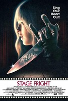 'Stage Fright', tráiler y cartel del prometedor musical de terror