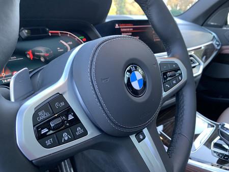 BMW X5 2019 volante