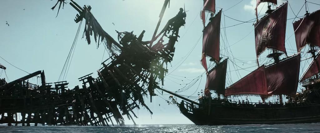 Imagen Piratas Del Caribe La Venganza De Salazar
