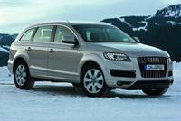 Novedades mecánicas para el Audi Q7