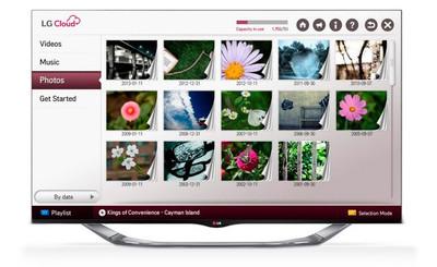 LG Cloud, el servicio de almacenamiento en la nube disponible ya a nivel mundial
