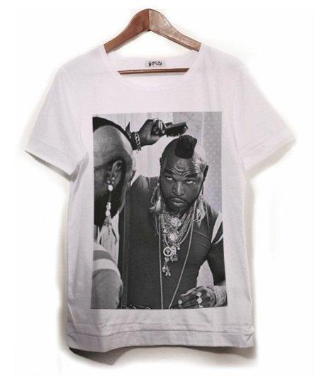Camiseta Mr. T