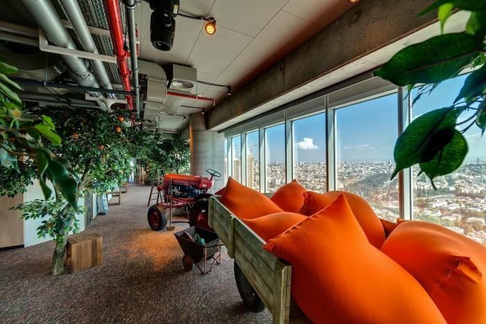 Foto de Espacios para trabajar: las oficinas de Google en Tel Aviv (14/16)