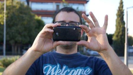 Reto nº10 para el Motorola Atrix - Gadget Universal - cámara