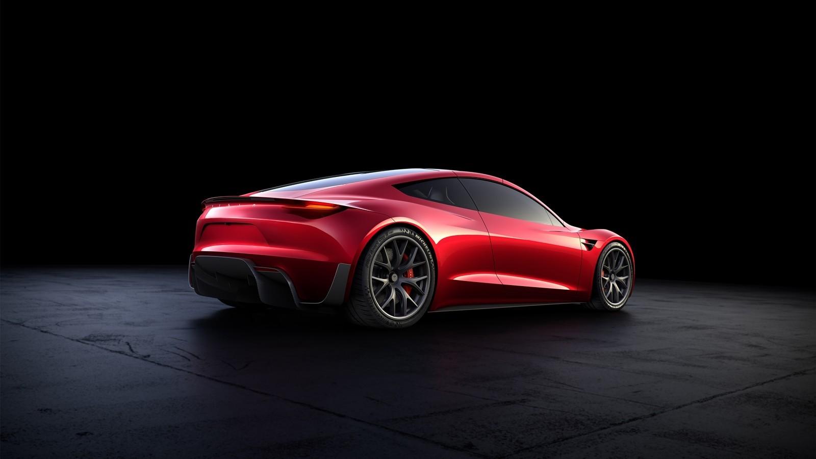 Foto de Tesla Roadster 2019 (9/12)