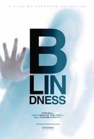Póster de 'Blindness', de Fernando Meirelles