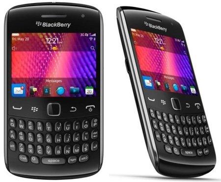 Orange también estrena Blackberry OS 7 con la Curve 9360
