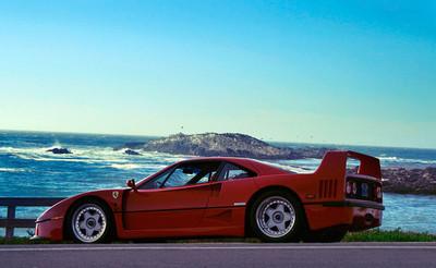 Se vende Ferrari F40 'de kilómetro cero'