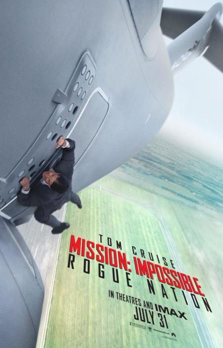 El primer cartel de Mision Imposible 5