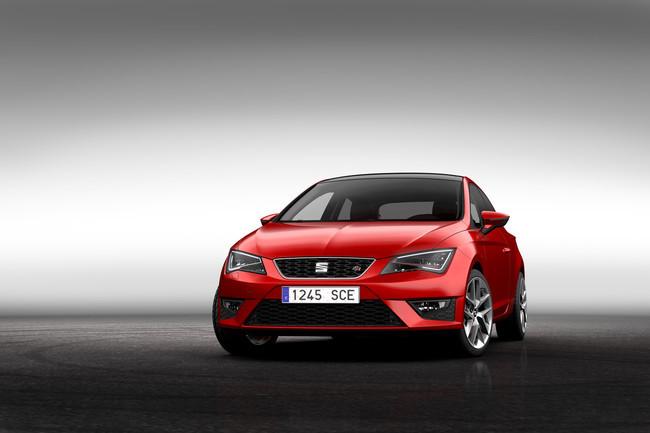 Seat Leon Sport Coupe Rojo