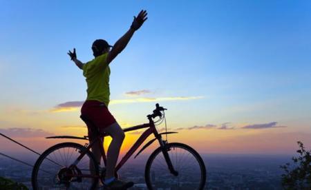 Tips para conquistar colinas en la bicicleta
