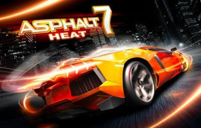 Asphalt 7: Heat llegará a Android el 25 de junio