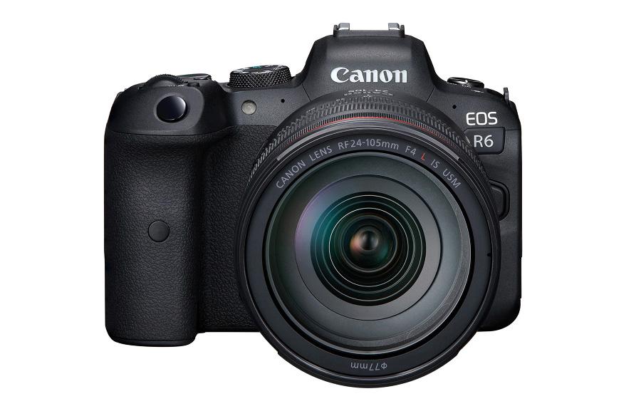 Canon EOS R6, 20.1 megapixel, RF 24-105mm F4-7.1, CMOS, 7.5 cm, Digic X, WiFi, Vídeo 4K, Negro