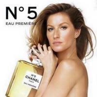 El (no) topless de Gisele Bündchen para Chanel Nº5
