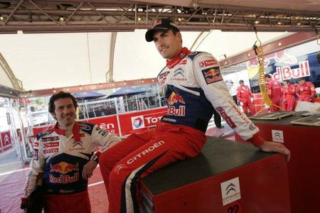 Dani Sordo cambia de copiloto y sienta a Diego Vallejo a su derecha