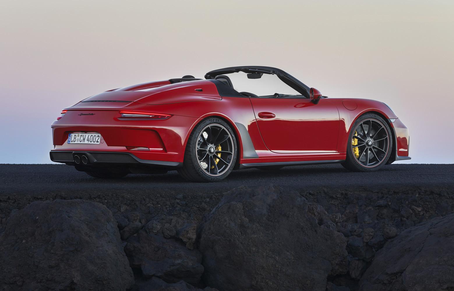 Foto de Porsche 911 Speedster 2019 (36/43)