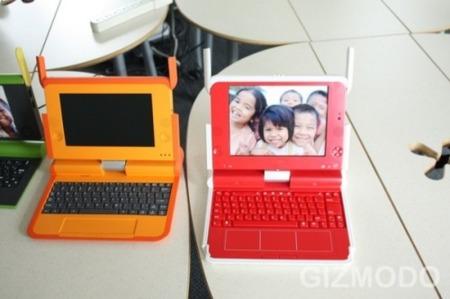 OLPC Edición Limitada en rojo