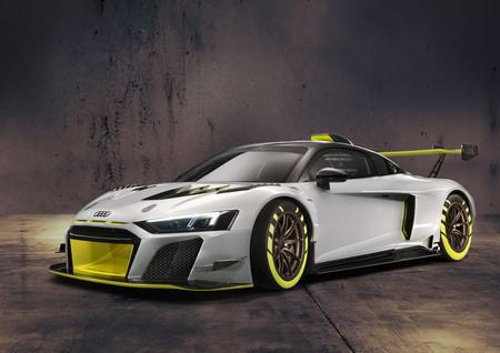 Audi R8 LMS GT2: esta nave espacial con ruedas es el nuevo coche de carreras para clientes de Audi
