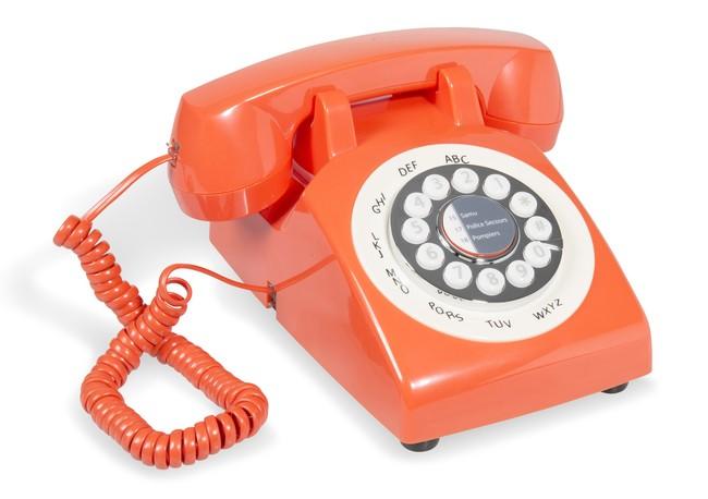 Maisons Du Monde Telefono Vintage Coral 24 95 Euros