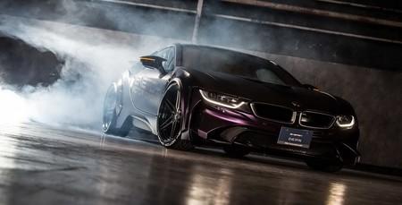 """Este BMW i8 """"Dark Knight Edition"""" es el Batmóvil que todos querríamos para conducir por Gotham"""