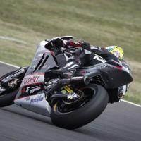 Nuevos neumáticos Dunlop, prueba de chasis Kalex y mucho trabajo en el test de Moto2