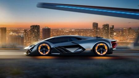 Lamborghini Plan De Electrificacion 2021 2030 4