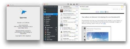 Sparrow lanzará una versión para iOS en breve