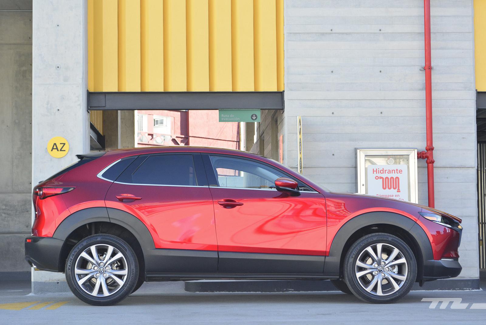 Foto de KIA Seltos vs. Mazda CX-30 (comparativa) (15/32)