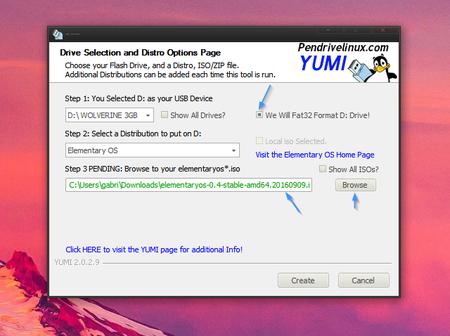 Yumi Format Create