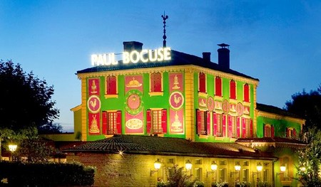 Legendario Restaurante Paul Bocuse Estrella Michelin