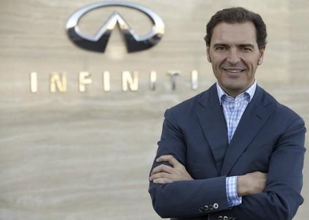 Jorge Belzunce, consejero delegado de Infiniti España