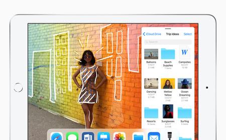 Apple lanza un nuevo iPad con Touch ID, compatible con Apple Pencil