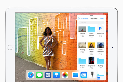 Apple lanza un nuevo iPad con Touch ID, compatible con Apple Pencil