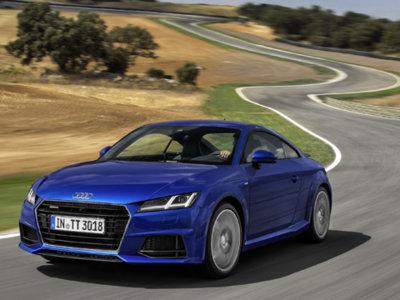 """Audi TT """"S Line Edition"""": ahora más equipamiento a mejor precio"""