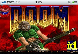 Doom para el iPhone
