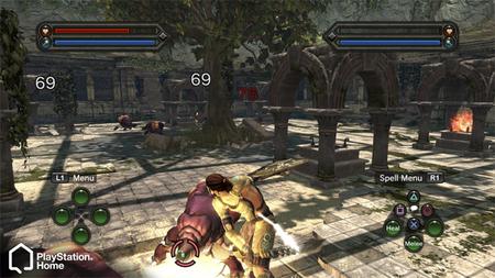 'Mercia: Fractured Realms', el MMO gratuito de Sony se muestra en vídeo [Gamescom 2012]