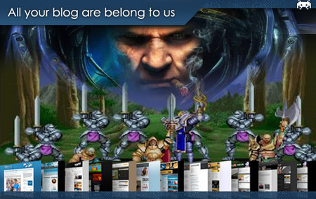 All your blog are belong to us (XII)