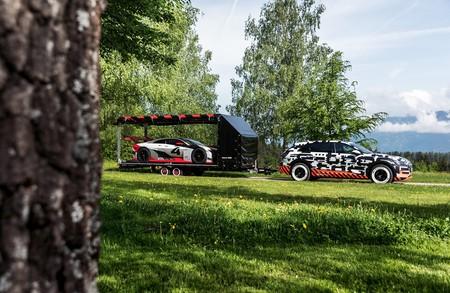 El Audi E Tron Prototype En El Worhersee 01